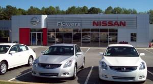 Flowers Nissan